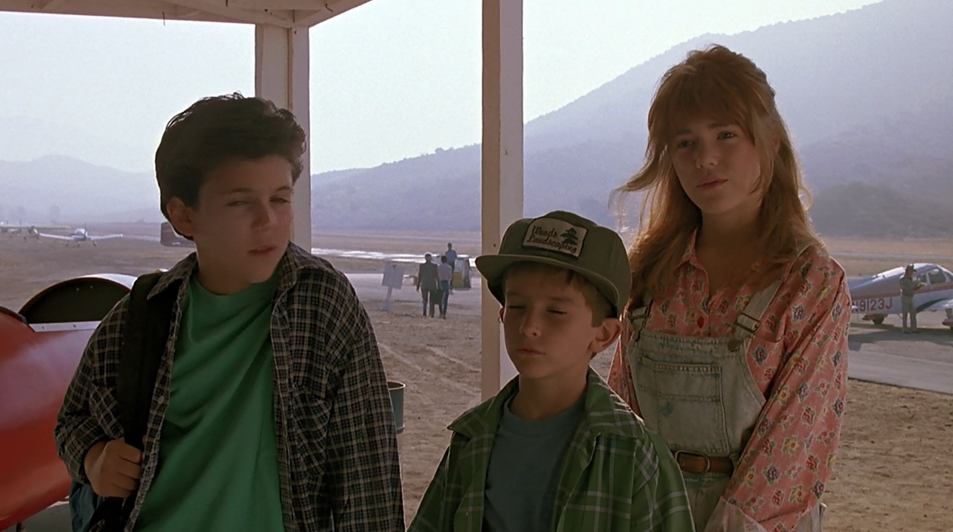 Corey, Jimmy, and Haley